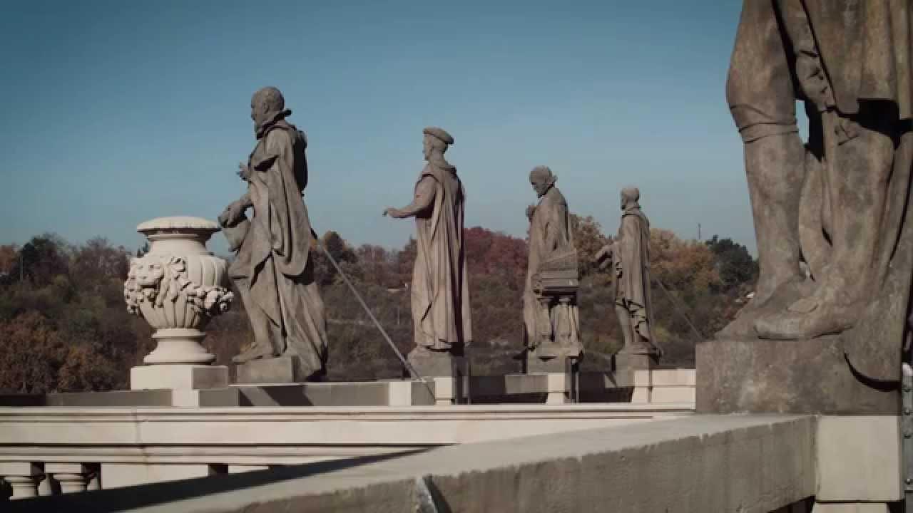 Mendelssohn és a la teulada, de Jiří Weil